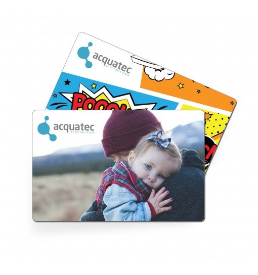 CARD R-FID PERSONALIZZATE